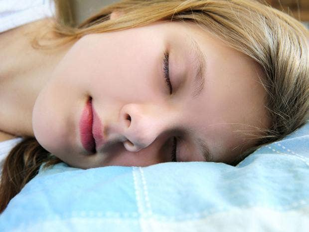 Sleeping on it: How cramming before bedtime can boost your memory ...