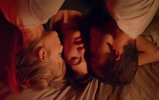 Hervorragend Love: Film with extensive, non-simulated sex scenes in 3D arouses  LG31