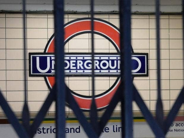 Drivers on two London Underground lines to strike in December