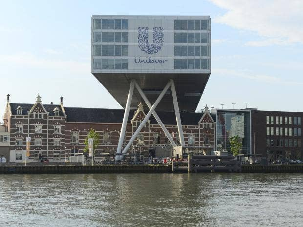 'Galvanised' Unilever to charm City after batting away Kraft bid