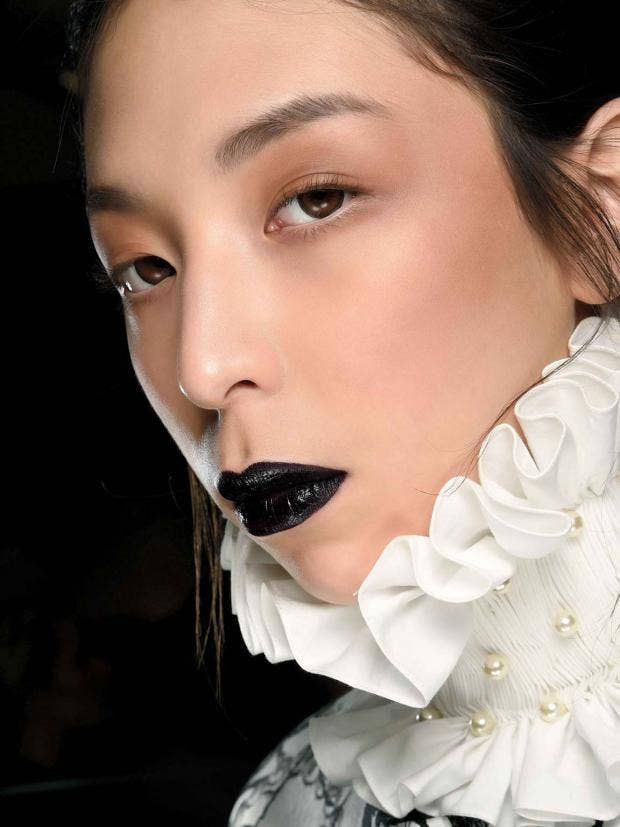 Hair, makeup and nail trends autumn/winter 2015: Beauty and the ...