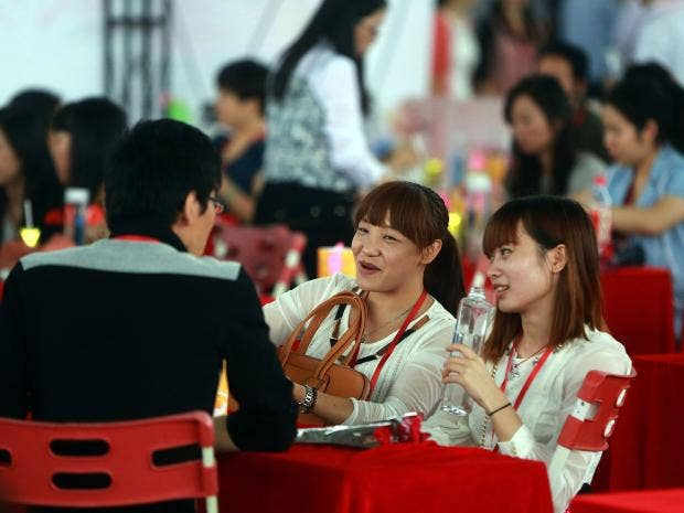 китайски знакомства