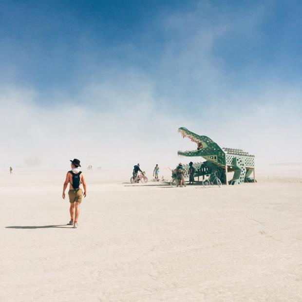 Funny Burning Man Memes Of 2017 On Sizzle: Burning Man-goers Share Their Craziest Stories From The
