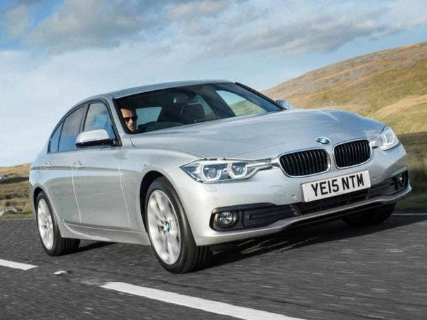 BMW Series I Sport Motoring Review A Threecylinder Engine - Bmw 3 sport