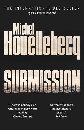 submission by michel houellebecq book review subtlety amid the