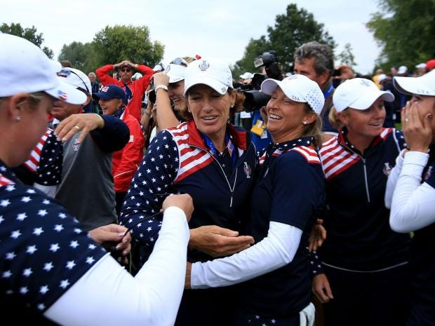 Image result for solheim cup jpg
