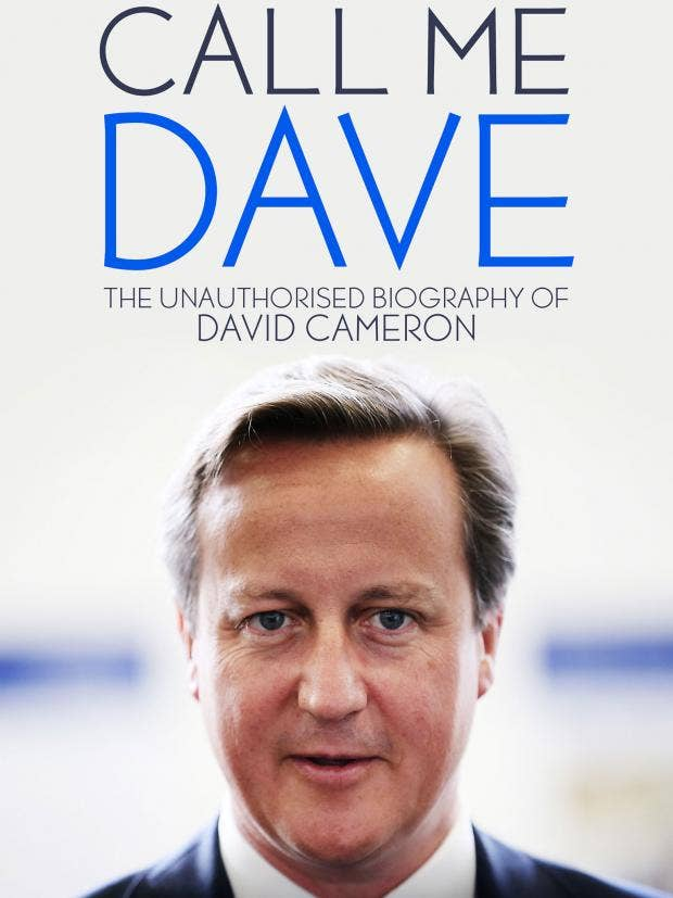 david cameron unauthorised biography