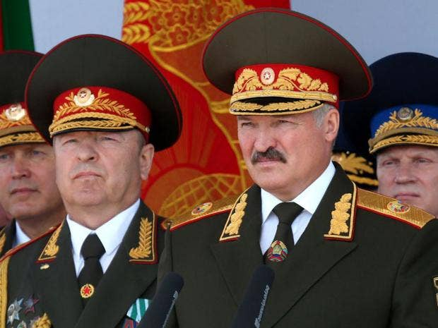 Belarus elections europe 39 s 39 last dictator 39 alexander for Broadly farcical