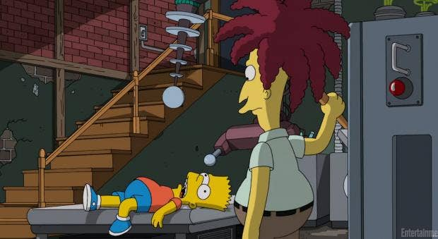 The Simpsons: Watch Sideshow Bob Finally Kill Bart In Treehouse Of Horror
