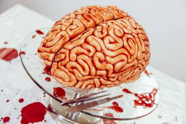 Easy halloween recipes how to cake it youtube video shows you how easy halloween recipes how to cake it youtube video shows you how to make a zombie brain cake forumfinder Images