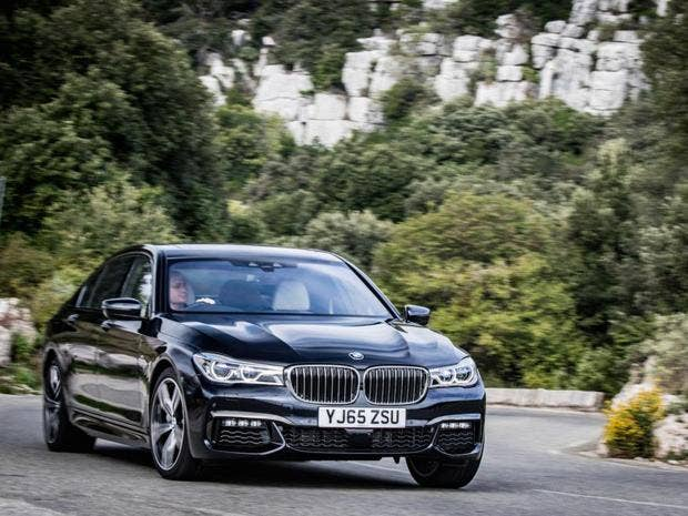 Six Best Luxury Cars: From The BMW 7 Series And Audi A8 To The Rolls Royce  Ghost EWB