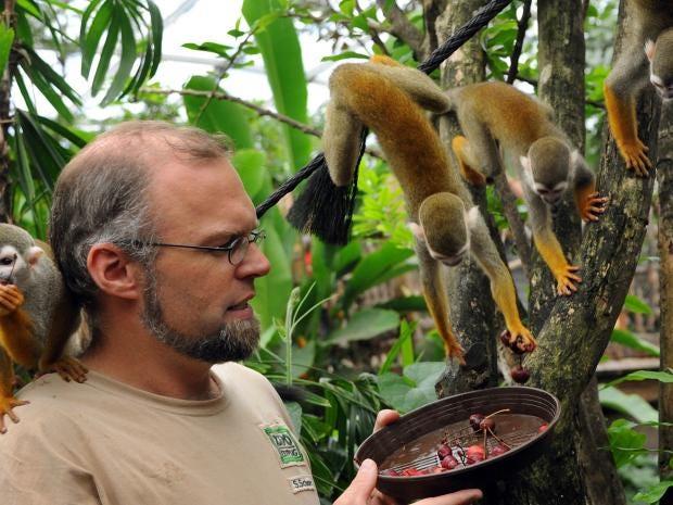 19 prestigious jobs with surprisingly low pay – Zoologist Job Description
