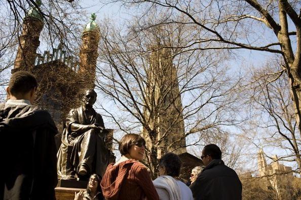 Yale University race row: faculty member Nicholas Christakis tells ...