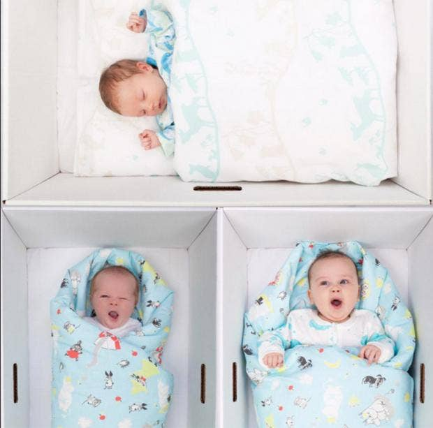 web-babybox-2.jpg  sc 1 st  The Independent & Baby boxes gain popularity as wave of states look to Finland to ... Aboutintivar.Com