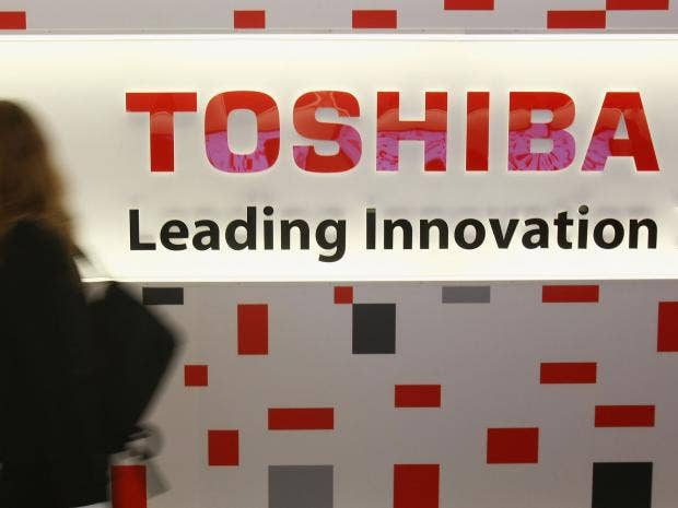 Toshiba considering total sell off of chip business