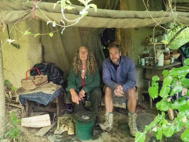 Ben Fogle New Lives In The Wild Uk Tv Review Oh To