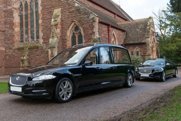 These are the strangest things ive seen as a funeral director research from a funeral cars company recently revealed that an airport fire engine a scooby doo van and a del boy style three wheeled hearse were amongst solutioingenieria Gallery