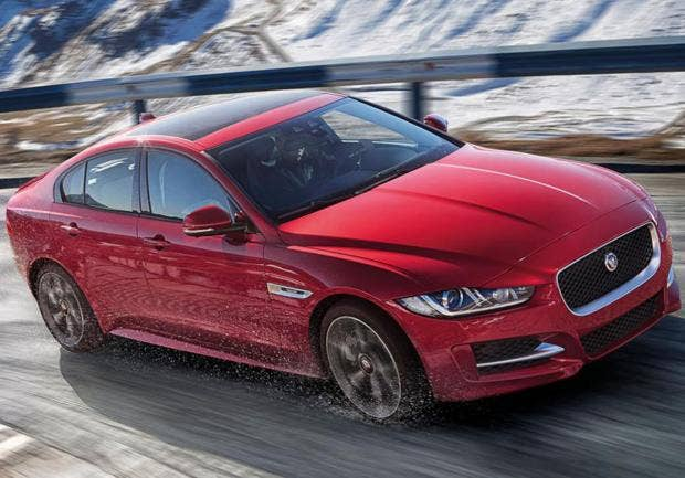 Jaguar Adds Allwheel Drive Option To The XE Range The Independent - All wheel drive jaguar