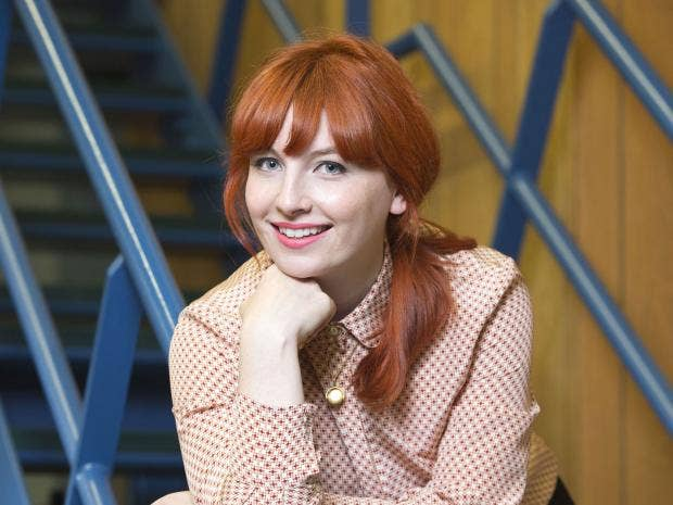 Aliz Porn Cervix - Alice Levine interview: The Radio 1 DJ on saucy podcast My Dad Wrote a Porno  | The Independent