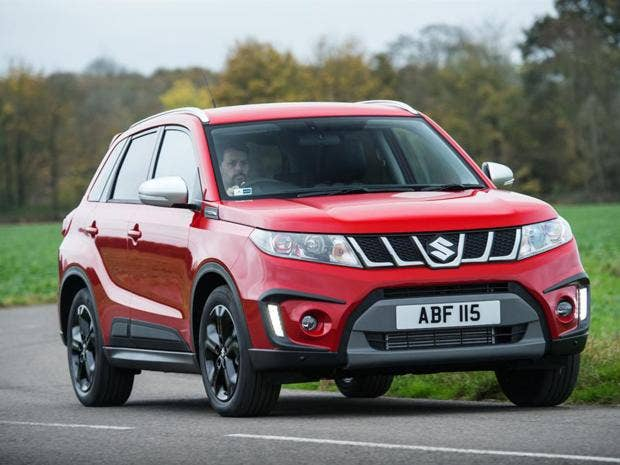 Suzuki vitara 14 boosterjet allgrip s car review turbocharged suzuki vitara 14 boosterjet allgrip s car review turbocharged version adds worthwhile performance and handling fandeluxe Choice Image