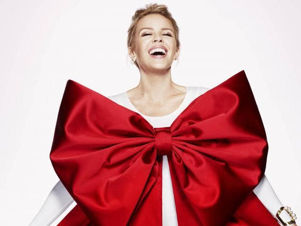 Kylie Minogue, Kylie Christmas - album review | The Independent
