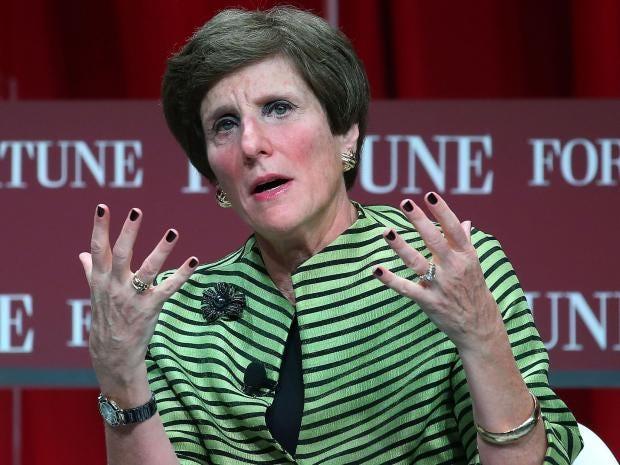 Irene Rosenfeld profie: The Cadbury's chocolate boss with a hard centre