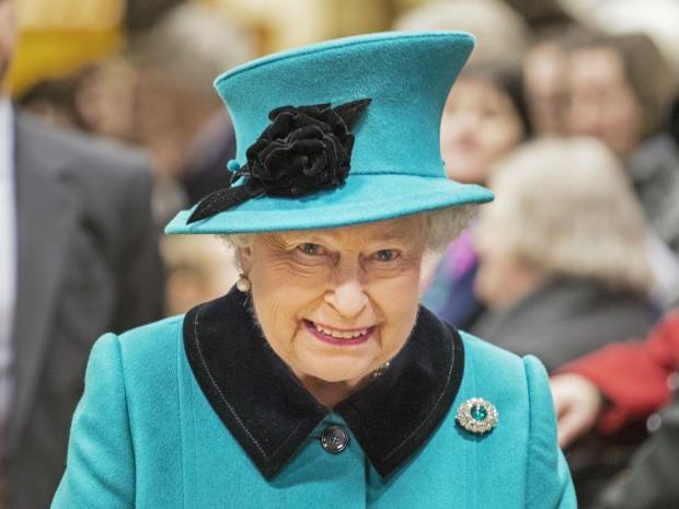 Queen Elizabeth II 'sent condolences' to grandson of man who wrote ...