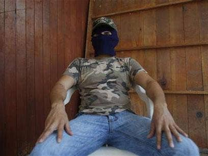 Tortured drug Women by cartel mexican