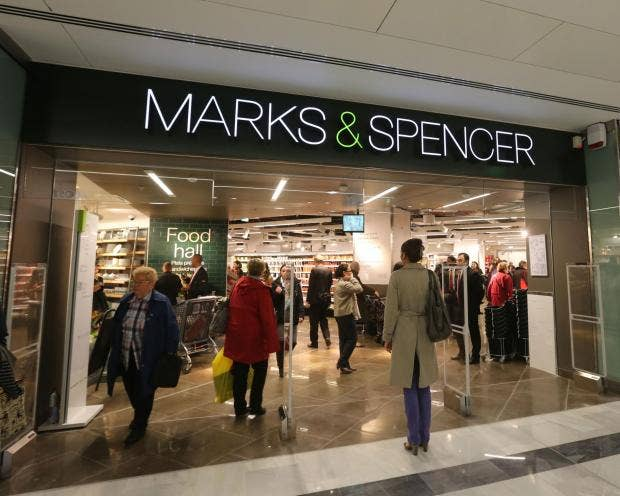 Marks And Spencers Online Food Delivery