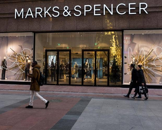 marks and spencer internal analysis Marks & spencer the challenge client overview internal capability to create a sustainable continuous improvement environment to address causes of underperformance.
