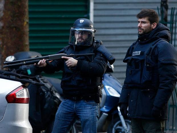 French police thwart 'imminent' terrorist attack, arrest four people