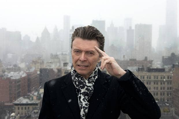 David Bowie's Final Recorded Songs Will Be Released Next Month