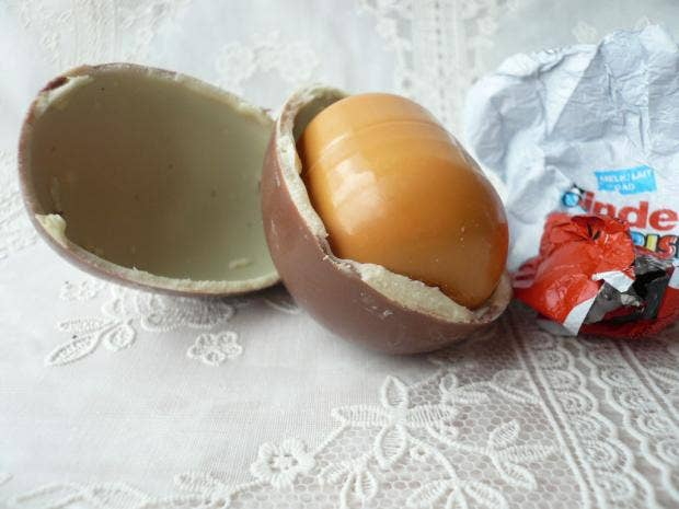 Three year old french girl chokes to death on a kinder egg toy the three year old french girl chokes to death on a kinder egg toy fandeluxe Image collections