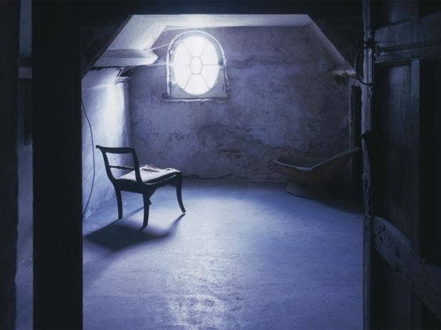 Mad Woman S Room Norton Conyers Yorkshire Uk