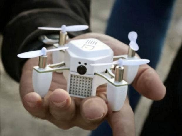 Zano Drone Kickstarter Is Not All About Dazzling Success Stories
