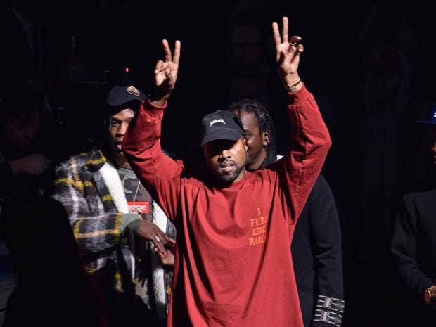 Kanye West Life Of Pablo Wallpaper