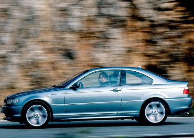 The Five Best Used BMWs