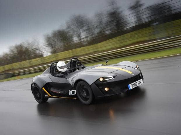 Zenos E R Car Review One Of Britains Purest And Best - Value sports cars