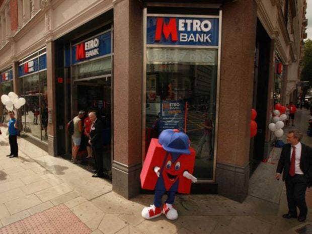'Superb start to the year' as Metro Bank nears 1m customers mark