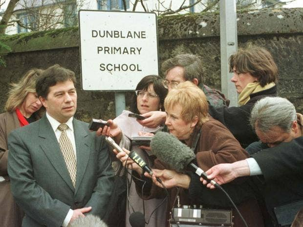 Dunblane Massacre Headteacher Ron Taylor Breaks  Year Silence To Speak Of Unimaginable Horror At Primary School