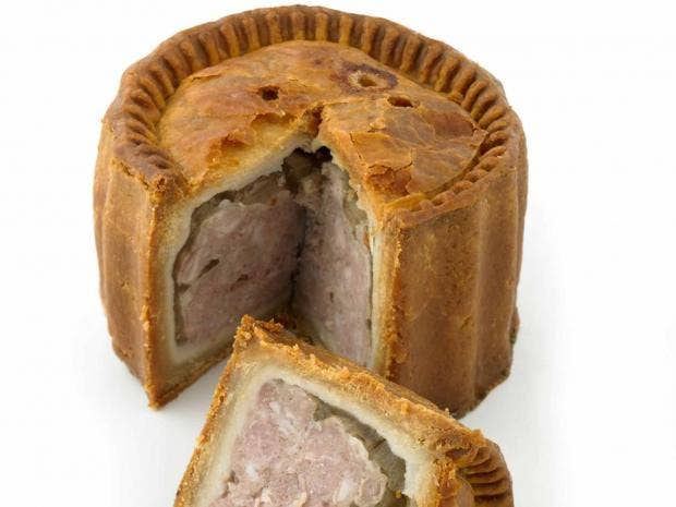 A pork pie with no jelly is like love without sex: You can ...