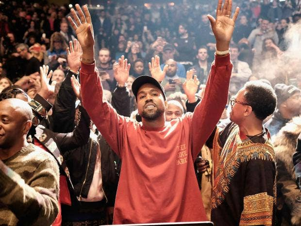 Kanye West Buries The Hatchet With Kid Cudi After Vicious Twitter Rant