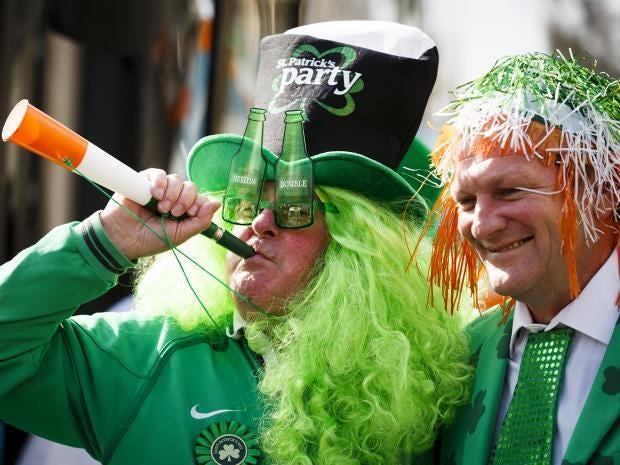 St Patrick's Day playlist: 23 classic Irish anthems to get ...