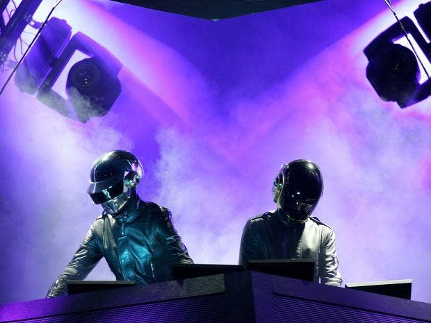Daft Punk Tour Rumors: Alive 2017 Countdown Website Teases Fans