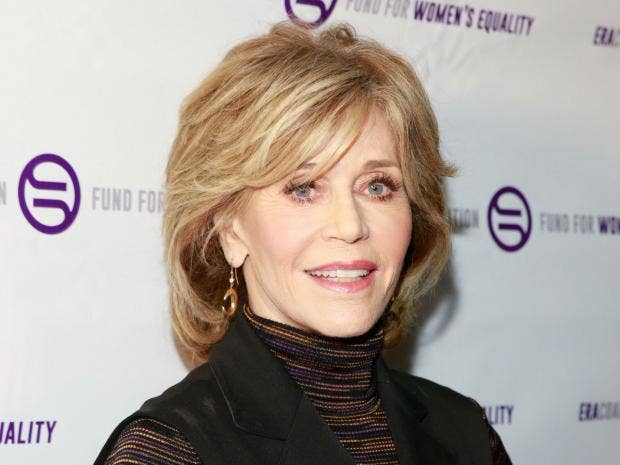 fonda singles & personals Promoting her new film book club - a comedy about a group of older women who have a sexual awakening of sorts after reading 50 shades of grey - jane fonda revealed that she's no longer dating and offered some other personal details about her sex life.