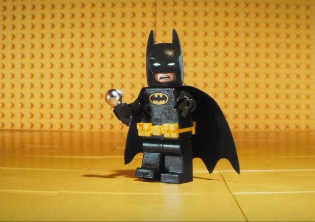 Batman returns in Lego Movie spin-off trailer - and it's as funny as ...