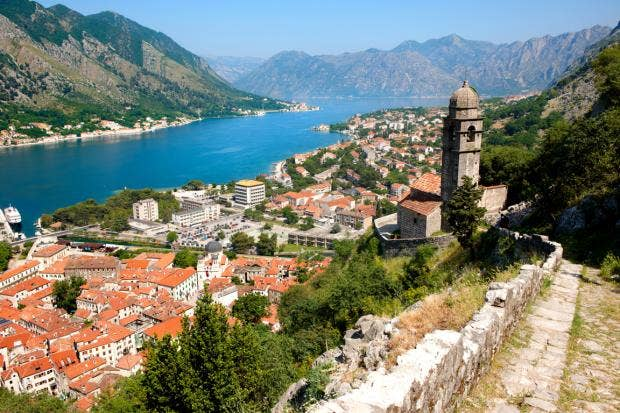 Travel guide to montenegro the independent for Hotel design kotor