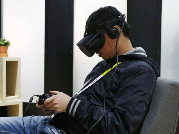 VIRTUAL REALITY GAME LAUNCHED AS PART OF 'WORLD'S BIGGEST DEMENTIA RESEARCH EXPERIMENT