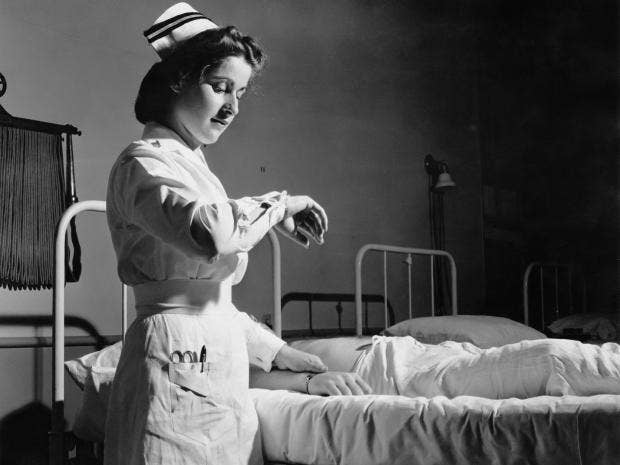 LGBT rights: The brave nurses who supported people who underwent 'gay  cures' in post-war Britain. '
