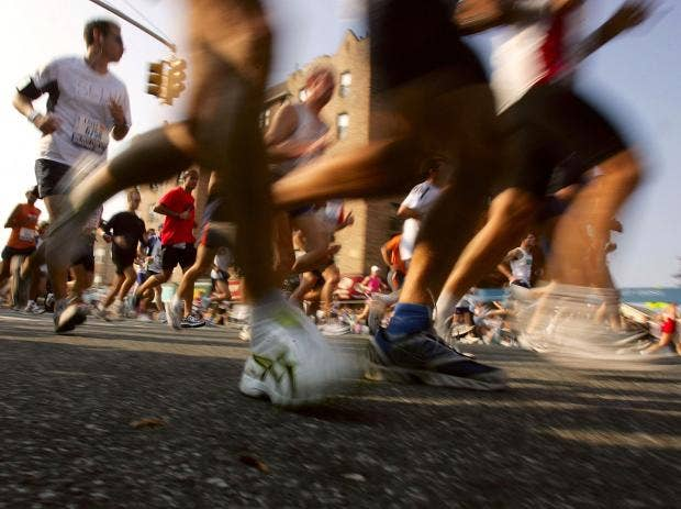What Running A Marathon Does To Your Body The Independent - Run around the world 13 best places to run a marathon